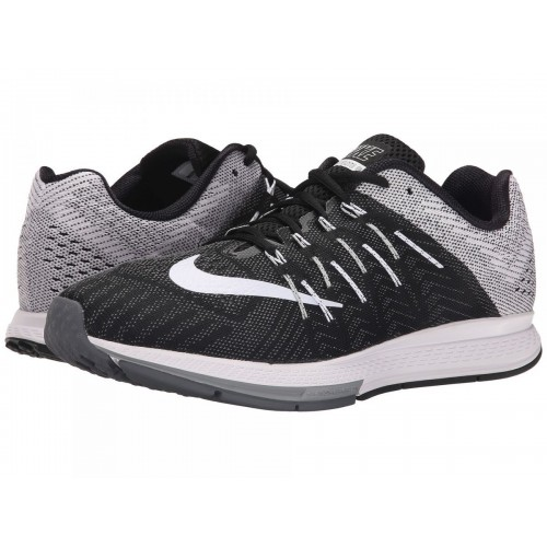 Кроссовки Nike Air Zoom Elite 8 Black/Grey (Е-121)