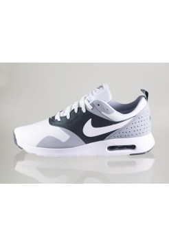 Кроссовки Nike Air Max Tavas White/Wolf Grey (Е-314)