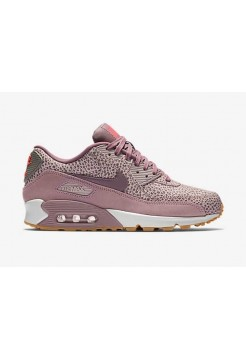 Кроссовки Nike Air Max 90 Premium Safari Plum (Е-127)