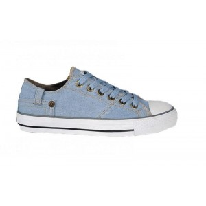 Кеды Converse Chuck Taylor All Stars Low Retro Light Blue (Е029)