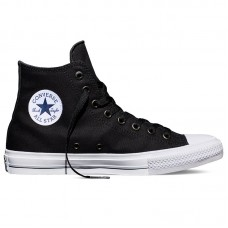 Кеды Converse Chuck Taylor All Star II High Black/White/Navy (МЕVА021)