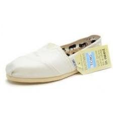 Эспадрильи Toms Classic White (ОЕ522)