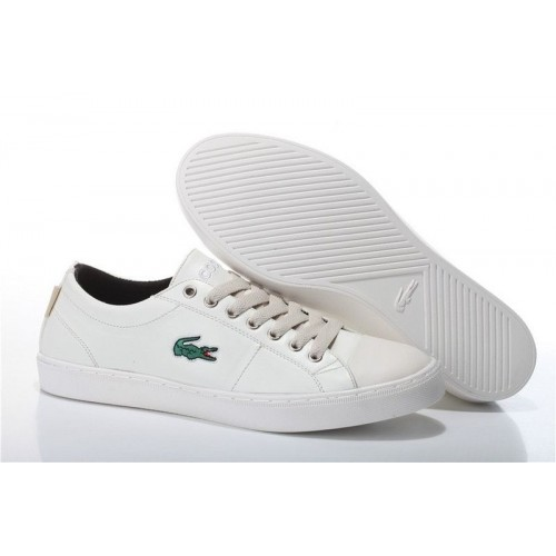 Кеды Lacoste City Series White (Е-521)