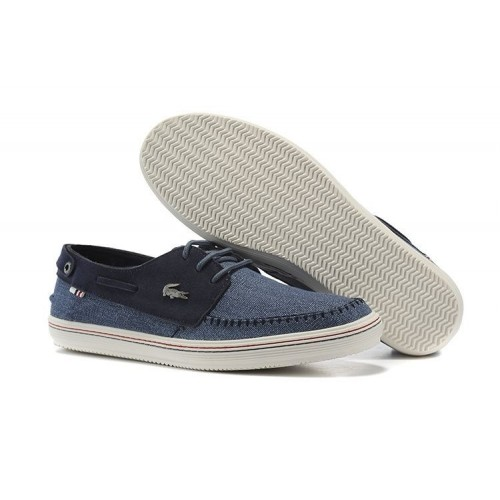 Мокасины Lacoste Blue Jeans (Е-712)