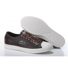 Кеды Lacoste City Series Brown (Е-651)