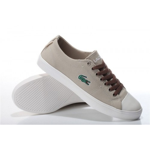 Кеды Lacoste City Series Cream (Е-652)
