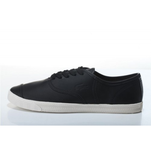 Кеды Lacoste Old School Black (Е-523)