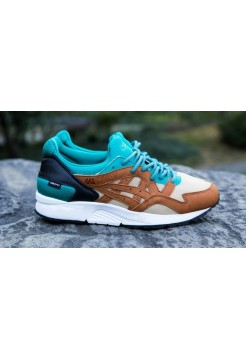 Кроссовки Asics Gel Lyte V mint High Quality (Е-111)