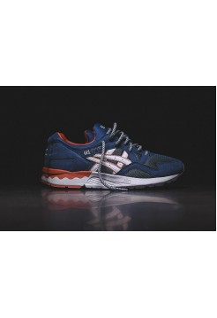 Кроссовки Asics Gel Lyte V Legion Blue (Е-112)