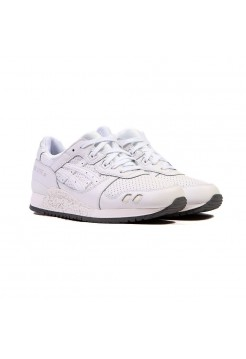 Кроссовки Asics Gel Lyte III Grand Leather White (Е-117)