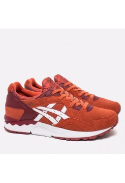 Кроссовки Asics Gel Lyte V Chilli Peppers Rojo Blanco (Е-113)