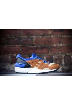Кроссовки Asics Gel Lyte V blue High Quality (Е-118)