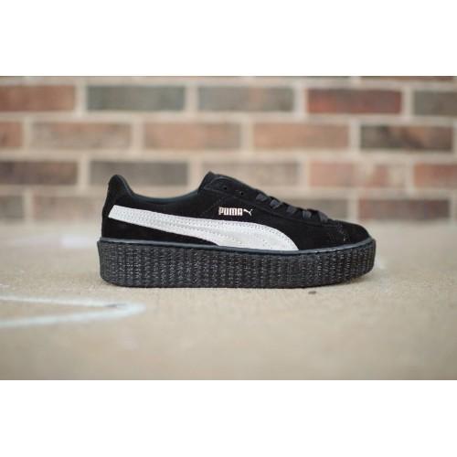 Кроссовки Puma Rihanna black (ЕО237)