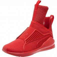 Кроссовки Puma Rihanna Fenty Red (О246)