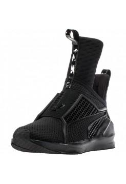Кроссовки Puma Rihanna Fenty Black (О241)