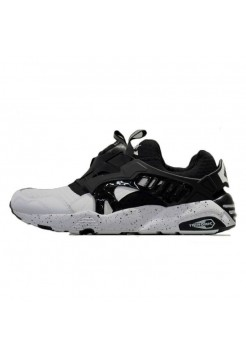 Кроссовки Puma Trinomic Black/White (Е-417)