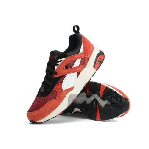 Кроссовки Puma R698 Kosma Pack Orange (Е-325)