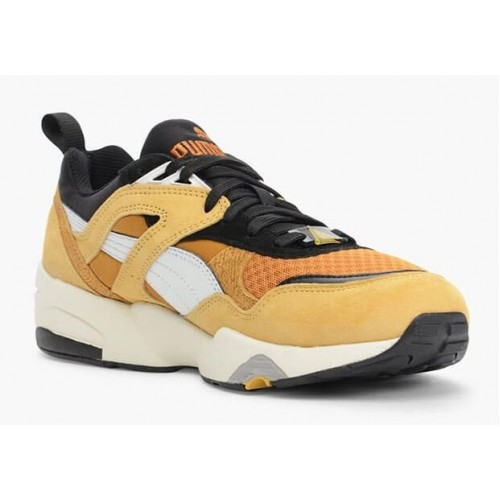 Кроссовки Puma R698 Kosma Pack Yellow (Е-326)