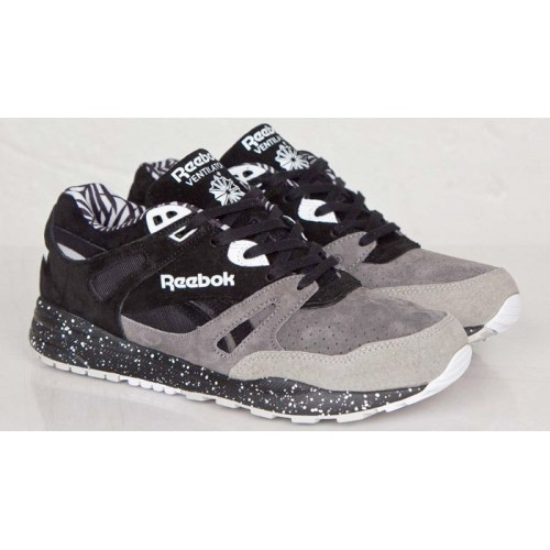 Кроссовки Reebok Ventilator Affiliates Black Carbon Grey (Е-525)