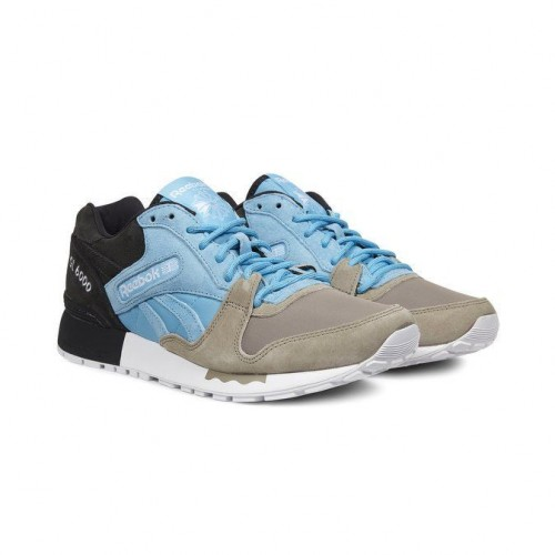 Кроссовки Reebok GL 6000 SNE Blue Splash Beach Stone (О115)