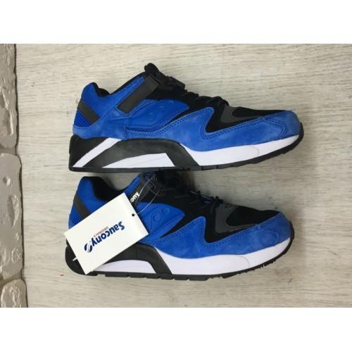 Кроссовки Saucony Shadow 9000 Blue (Е-514)