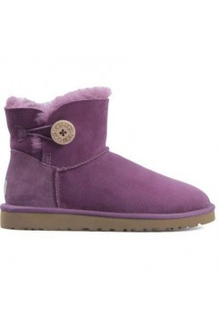 UGG Mini Bailey Button Lavender (Е631)