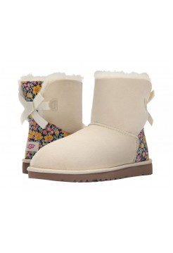 UGG Australia Mini Bailey Bow Liberty Sand (V537)