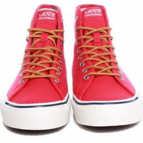 Кеды Vans California Красные (W641)