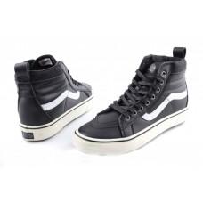 Кеды Vans Sk8 Hi Winter Boots Черные (VМ362)