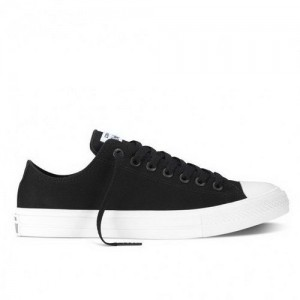 Кеды Converse Chuck Taylor All Star II Low Black/White (MЕVАР029)