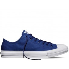 Кеды Converse Chuck Taylor All Stars II Low Blue (ЕVАР020)
