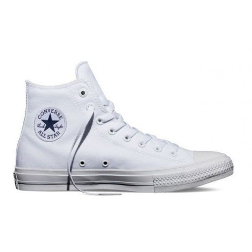 Кеды Converse Chuck Taylor All Star II High White (VАM013)