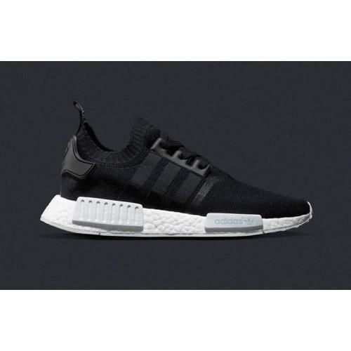 Кроссовки Adidas NMD Черные (VЕ429)