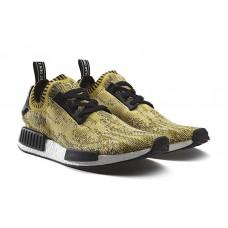 Кроссовки Adidas NMD Желтые (V-421)