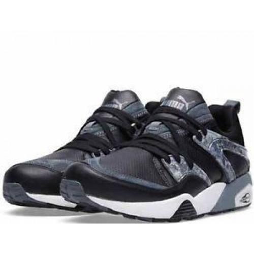 Кроссовки Puma Trinomic Черные (V-422)