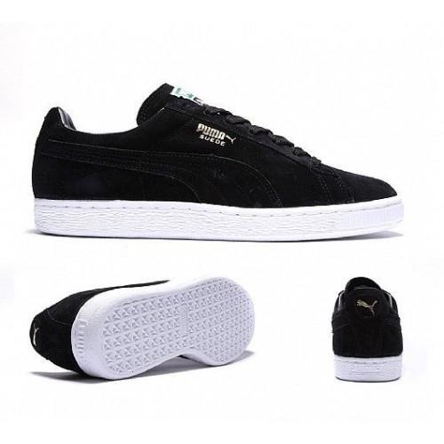 Кроссовки Puma Classic Черные (V-313)