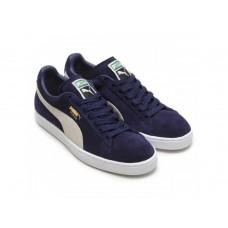 Кроссовки Puma Classic Синие (Е314)
