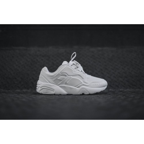 Кроссовки Puma Disc 89 Triple White (Е613)