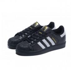 Кроссовки Adidas Superstar Черный (VАОW144)