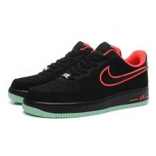 Кроссовки Nike Air Force Low Черные (VА-513)
