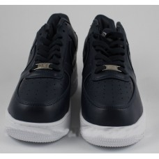 Кроссовки Nike Air-Force Low Black/Wh (V-314)