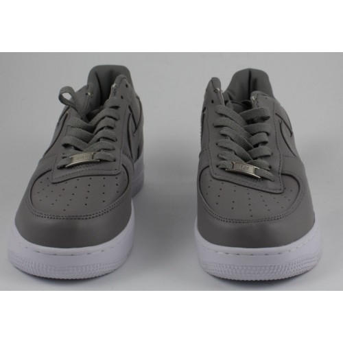 Кроссовки Nike Air-Force Low Silver (VАМ317)