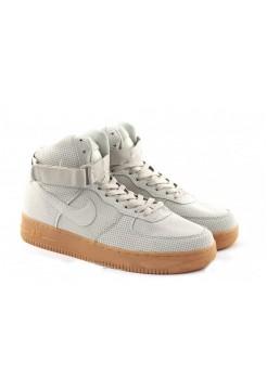 Кроссовки Nike Air-Force Белые (V-213)