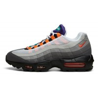 Кроссовки Nike Air Max 95 Greedy (V-391)