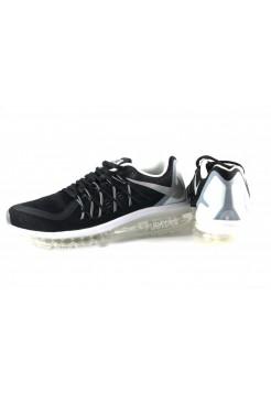 Кроссовки Nike Air Max 2015 Черные (V-652)