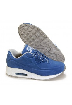 Кроссовки Nike Air Max 90 VT Blue White (ОА623)