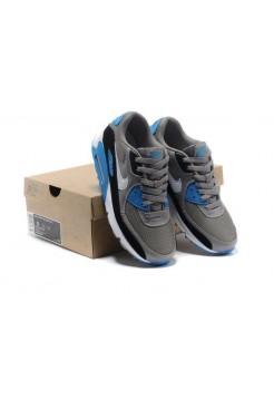 Кроссовки Nike Air Max 90 Серые (А213)