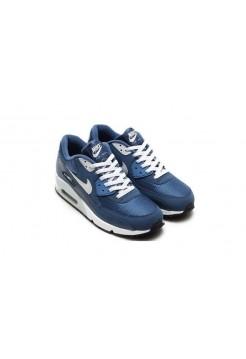 Кроссовки Nike Air Max 90 Синие (А214)