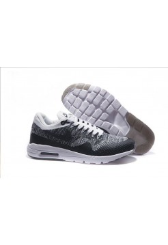 Кроссовки Nike Air Max 87 Ultra Flyknit grey/black (Е513)