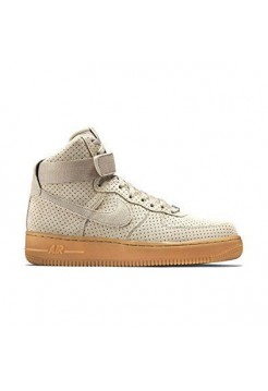 Кроссовки Nike Air Force 1 high grey Gum (А-212)